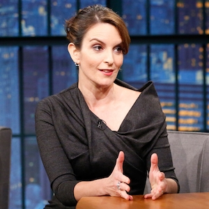 Tina Fey, Late Night With Seth Meyers