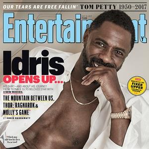 NEW Idris Elba