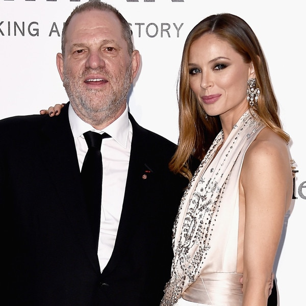 Harvey Weinstein's wife is leaning on Huma Abedin