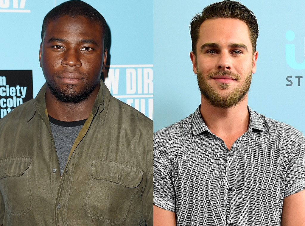Grey Damon, Okieriete Onaodowan, Grey's Anatomy