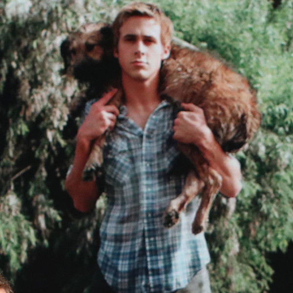 Ryan Gosling, Dog