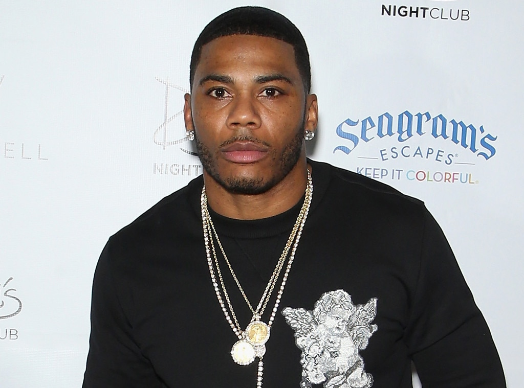 Nelly Arrested On Suspicion Of Rape