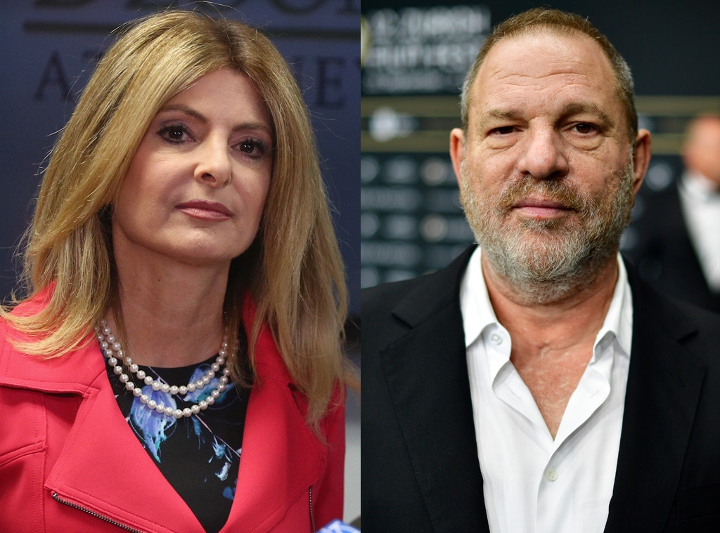 Lisa Bloom, Harvey Weinstein