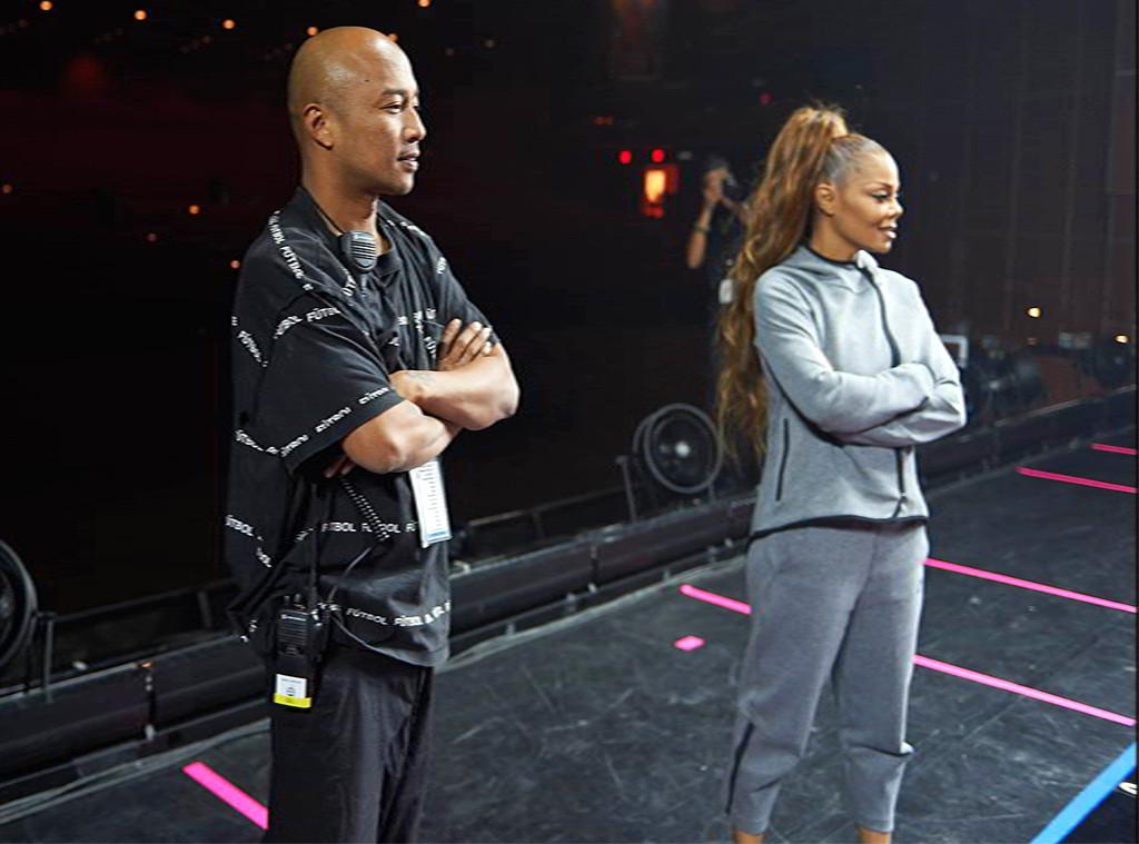 Gil Duldulao, Janet Jackson
