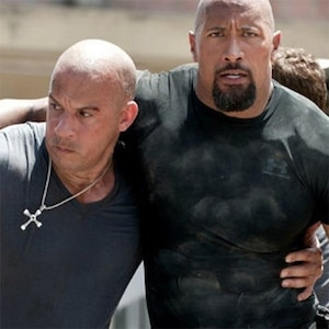 Vin Diesel, Dwanye Johnson, Fast & Furious 6
