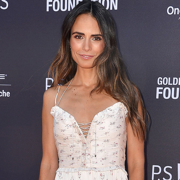 Jordana Brewster, P.S. Arts Express Yourself
