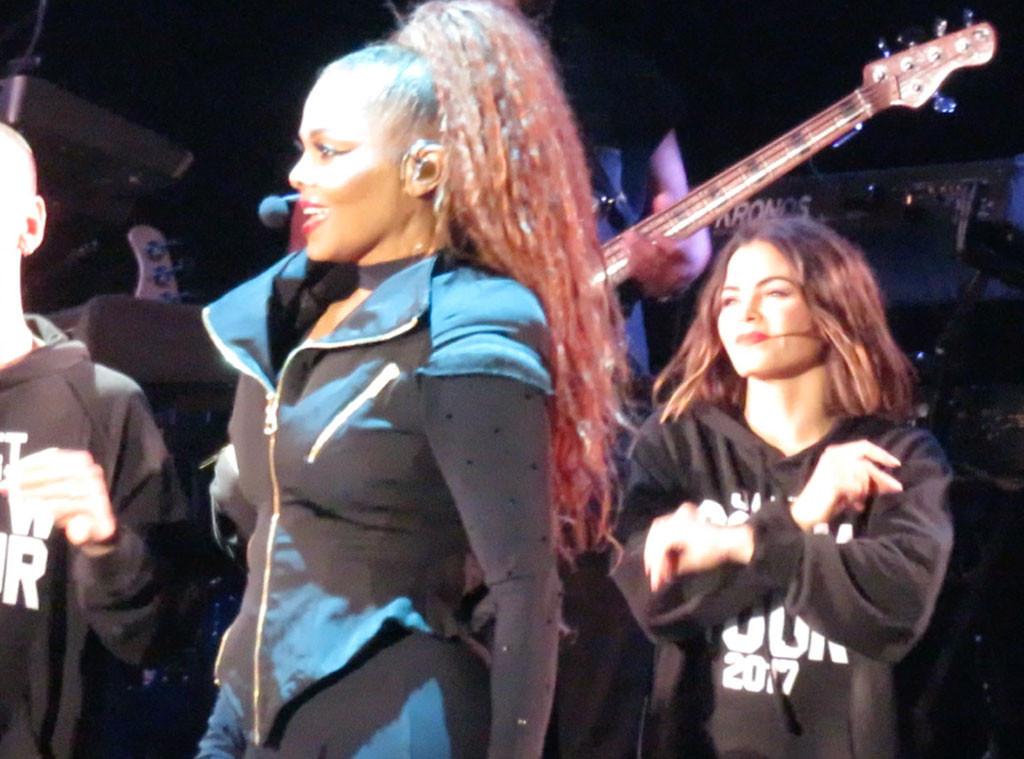 Janet Jackson, Jenna Dewan-Tatum