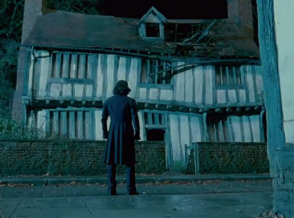 Village Auto Body >> Harry Potter's House from Godric's Hollow Is Up for Sale ...