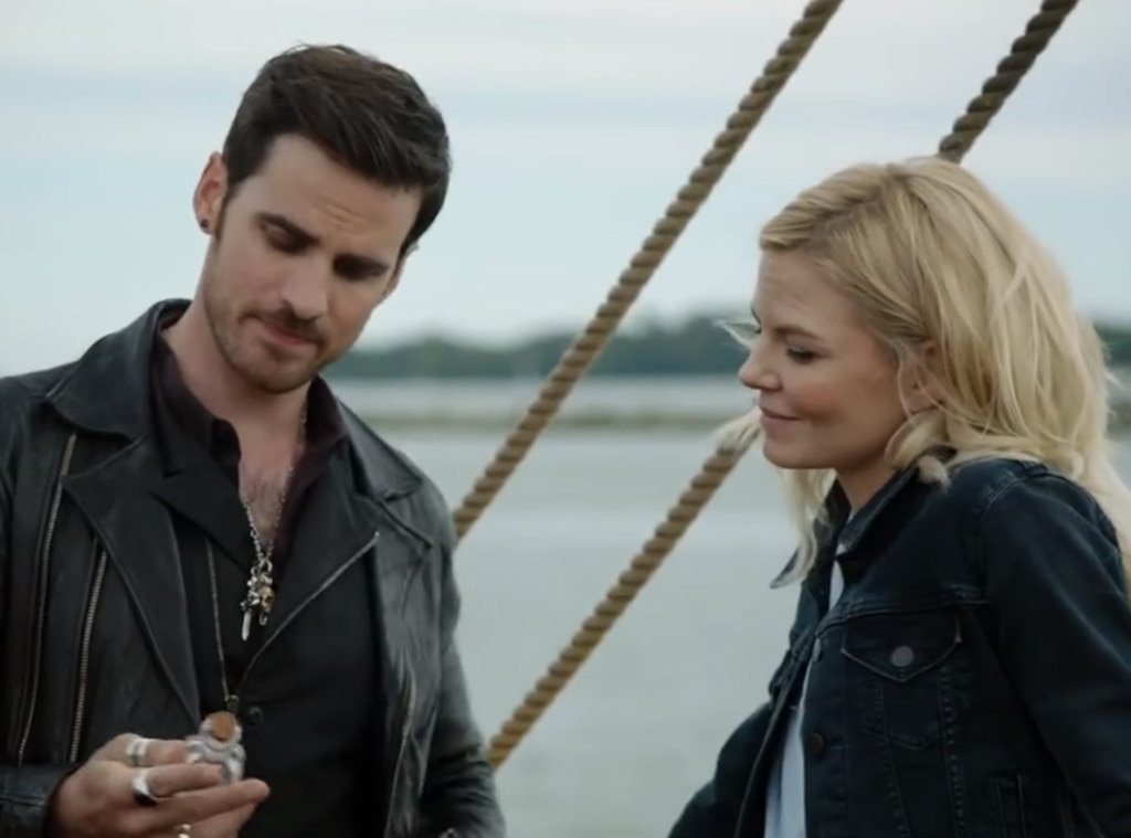 Once Upon A Time Delivers A Huge Twist That Will Definitely Please Hook And Emma Fans