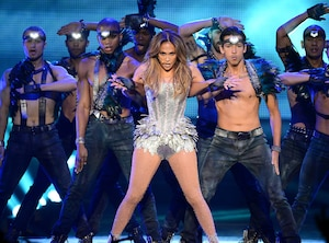 Jennifer Lopez, Celeb Backup Dancers
