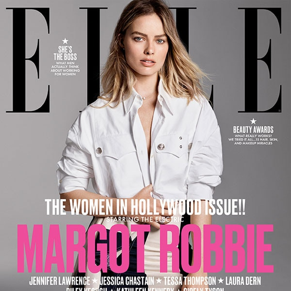 <i>Elle</i>'s 2017 Women in Hollywood Issue