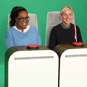 Oprah Winfrey, Ellen DeGeneres