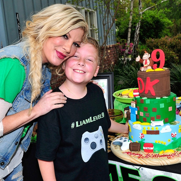 Tori Spelling's Most Lavish Birthday Parties