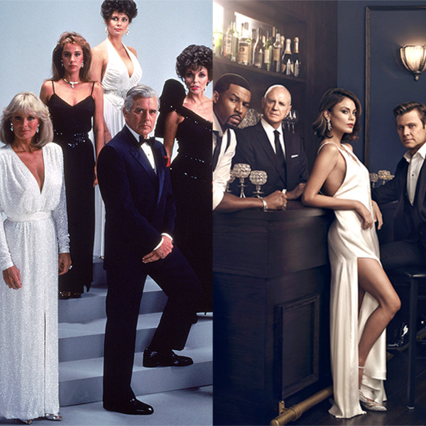 <i>Dynasty</i> Then and Now: How the CW Is Reimagining the Hit '80s Soap for 2017