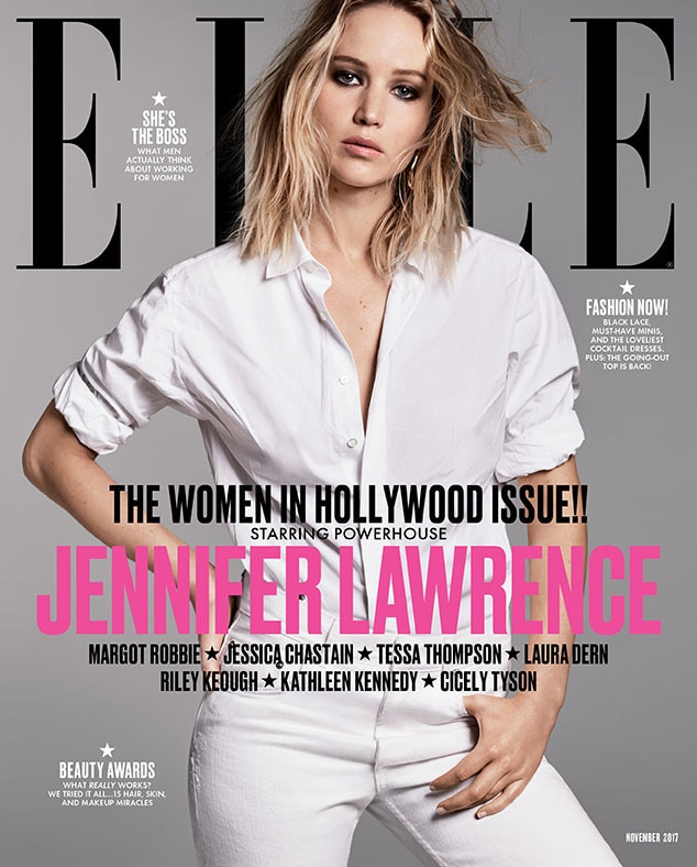 Elle 2017 Women in Hollywood