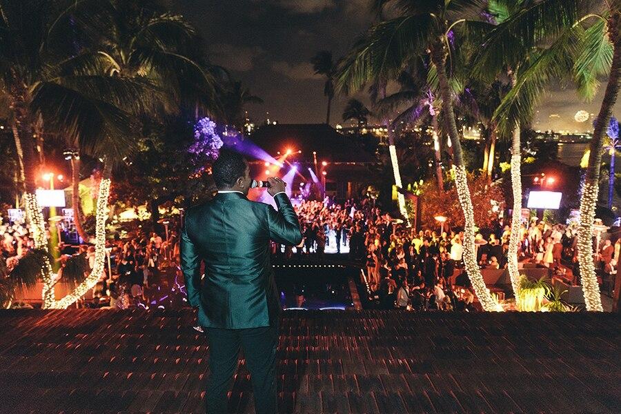 "Sean ""Diddy"" Combs, DJ Khaled, Halsey"