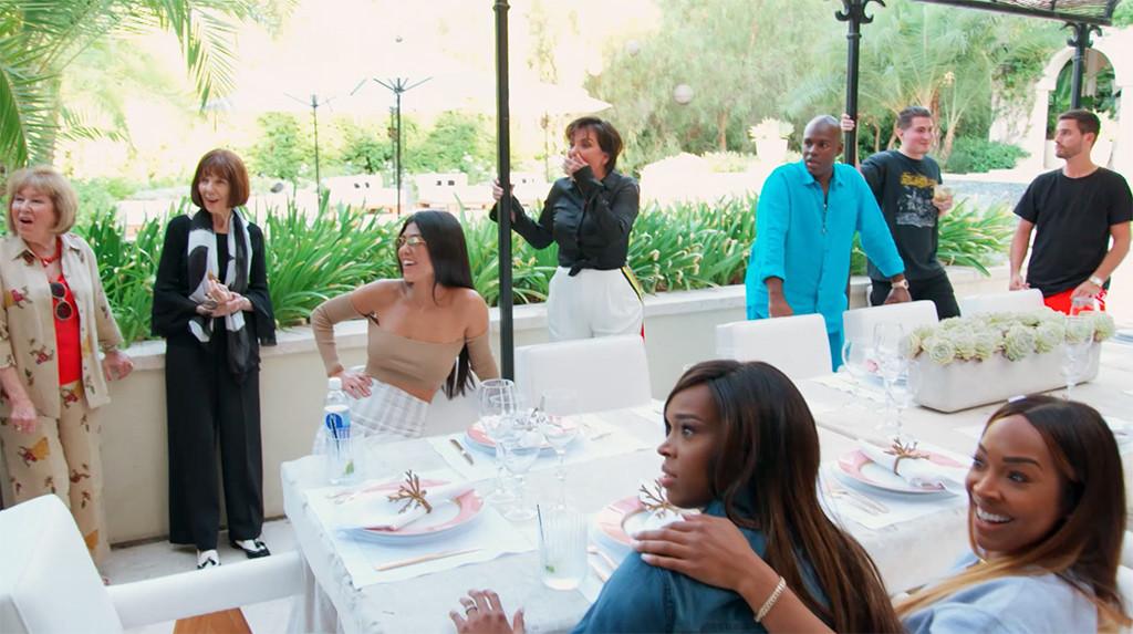 Khloe Kardashian, Kylie Jenner, KUWTK 1414