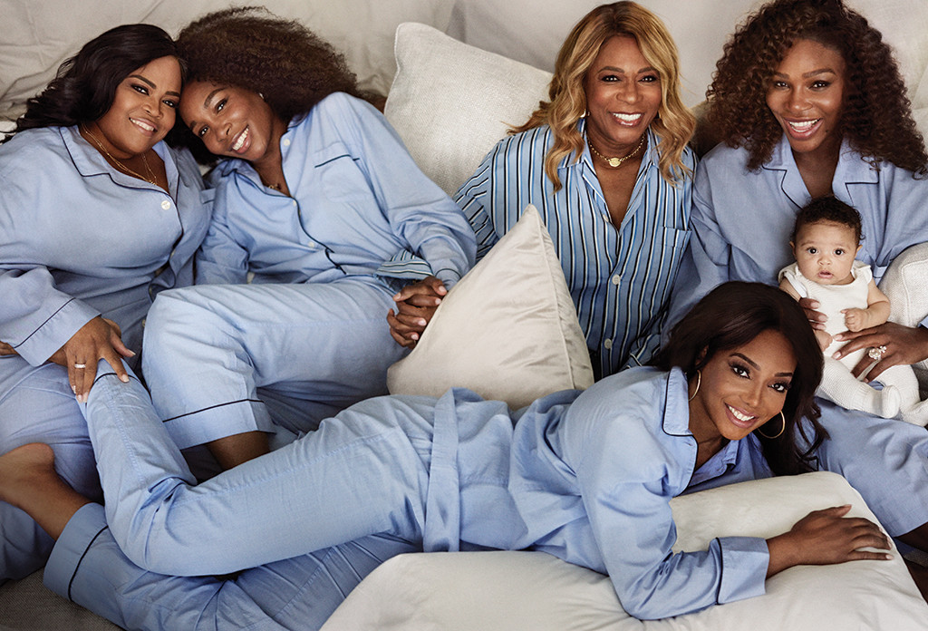 Serena Williams, Daughter, Alexis Olympia Ohanian, Vogue, Mother, Oracene Price, Sister, Isha Price, Venus Williams, Lyndrea Price