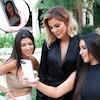Khloe Kardashian, Kylie Jenner, Facetime