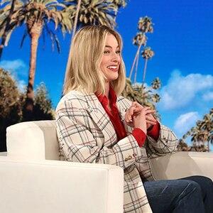 Margot Robbie, Ellen DeGeneres