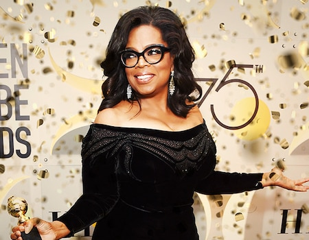 Oprah Winfrey Visits Recy Taylor's Grave After Golden Globes Tribute | E! News Australia