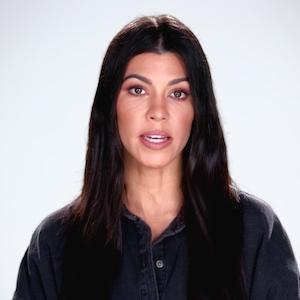 Kourtney Kardashian, KUWTK 1413