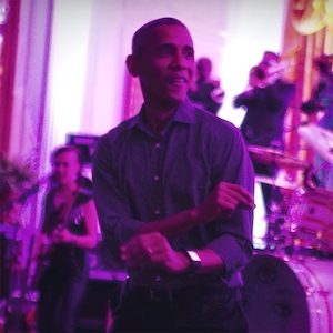 Barack Obama, Prince, Stage, My Next Guest Needs No Introduction with David Letterman