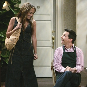 Jennifer Lopez, Will & Grace