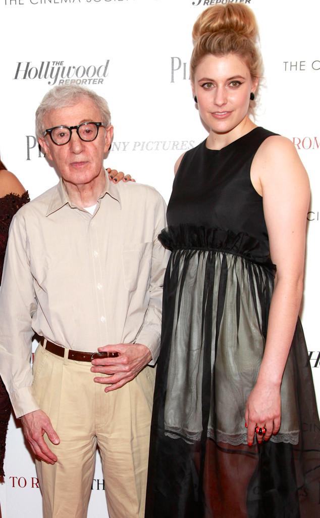 Woody Allen, Greta Gerwig