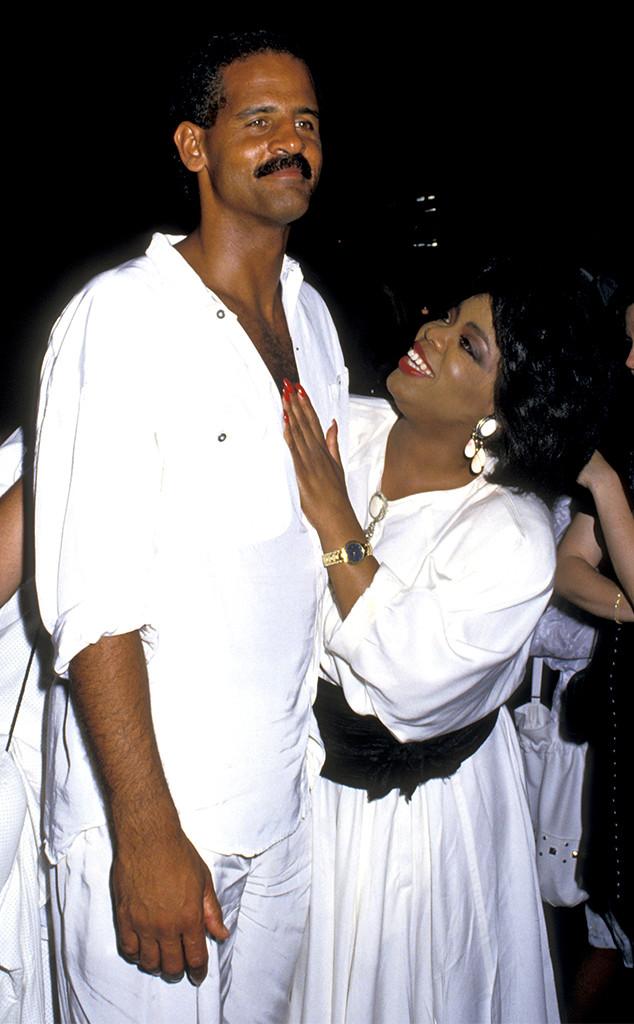 Stedman Graham, Oprah Winfrey, 1987