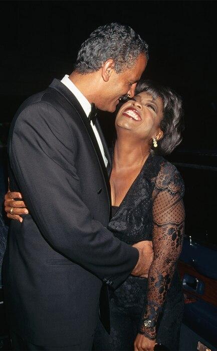 Oprah Winfrey, Stedman Graham, 1997