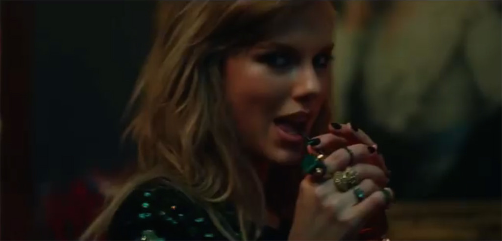 Taylor Swift, End Game