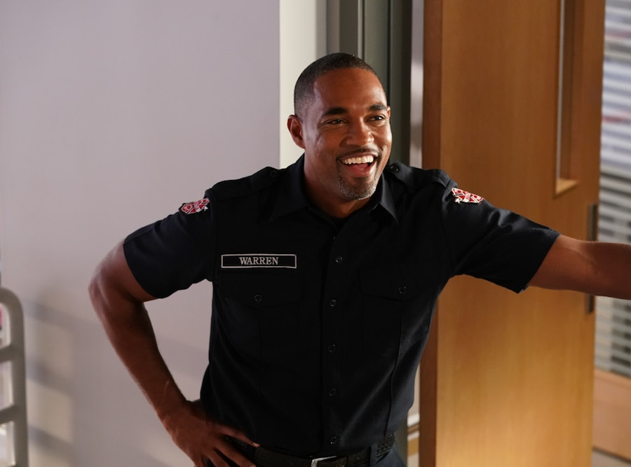 Jason George, Grey's Anatomy Spinoff