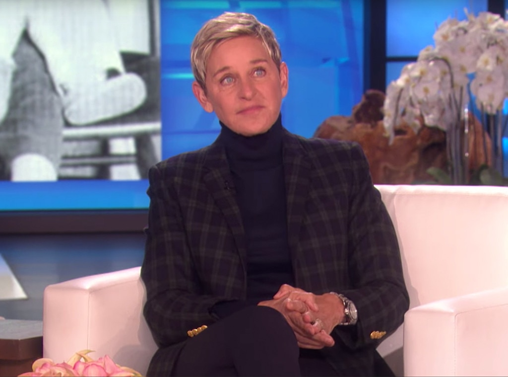Ellen DeGeneres' father dies at 92