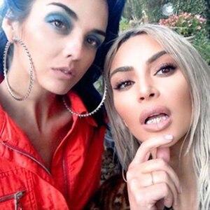 Kim Kardashian, Grill, Sita Abellan