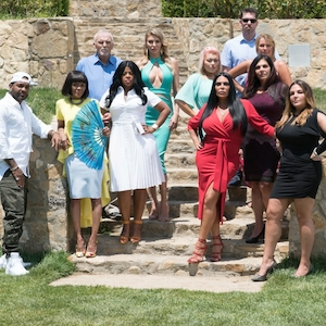 Marriage Boot Camp, Brandi Glanville, Amber Portwood