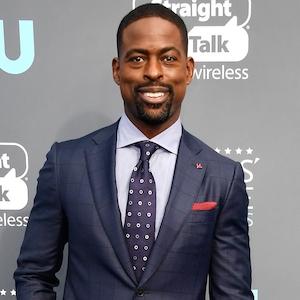 Sterling K. Brown, 2018 Critics' Choice Awards