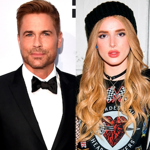 Rob Lowe, Bella Thorne