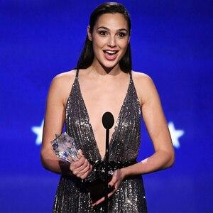 Gal Gadot, 2018 Critics' Choice Awards