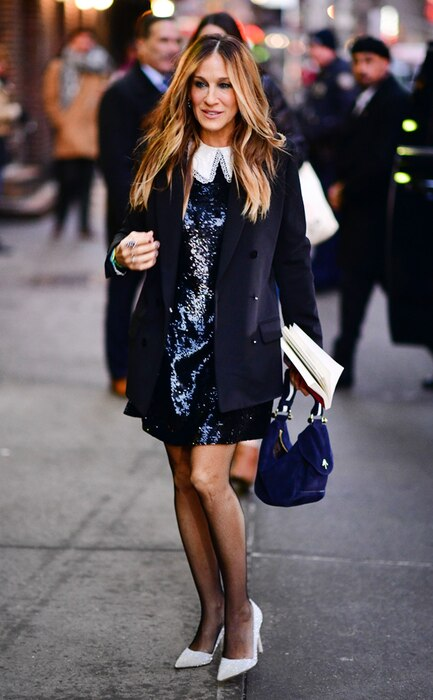 ESC: Best Dressed, Sarah Jessica Parker