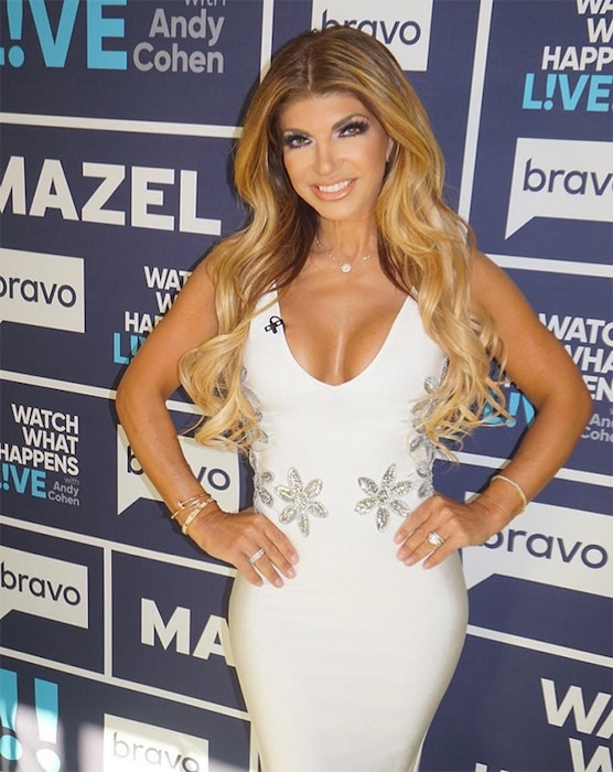Teresa Giudice, Watch What Happens Live