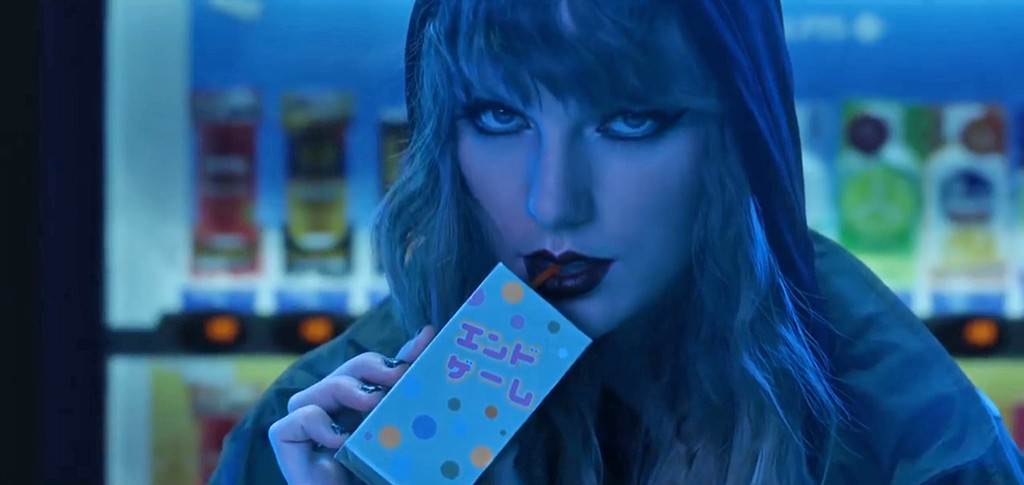 Taylor Swift, End Game, Video