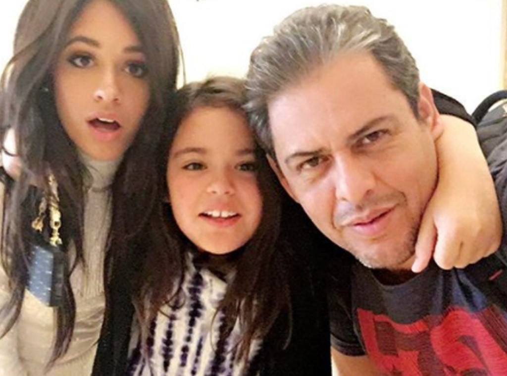 Camila Cabello, Alejandro Cabello, Sophie Cabello
