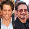 Hugh Grant, Robert Downey Jr.