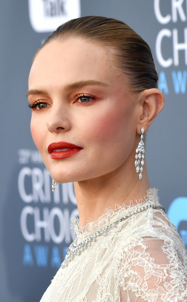 ESC: Critics Choice Beauty Tips, Kate Bosworth