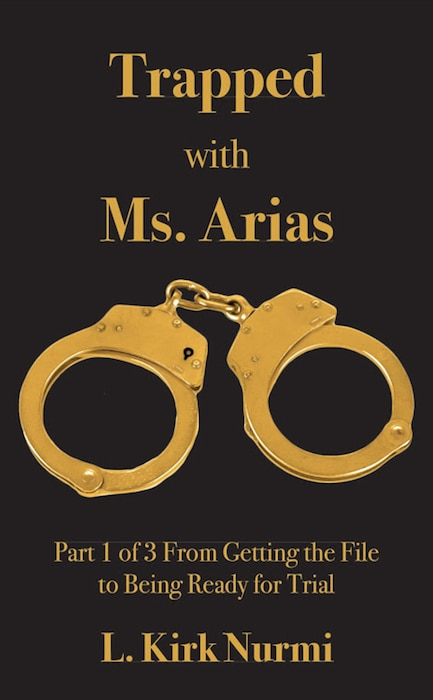 Jodi Arias, L. Kirk Nurmi, book cover