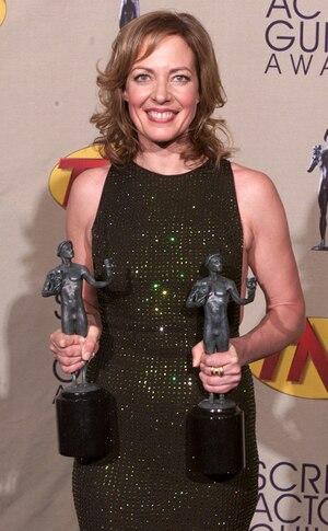 Allison Janney, 2001 SAG Awards