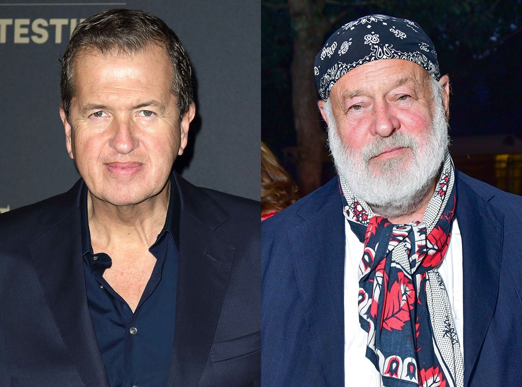 Allegations Made Against Mario Testino and Bruce Weber by Male Models