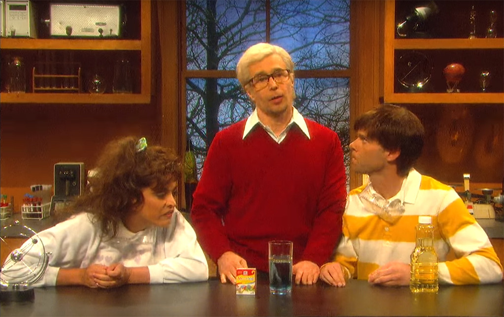 Sam Rockwell, Saturday Night Live, SNL