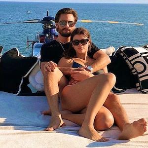 Scott Disick, Sofia Richie, Instagram, Mexico